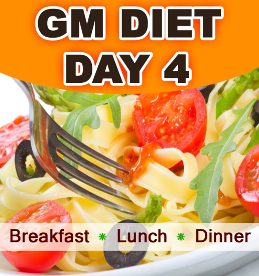 gm diet day 4