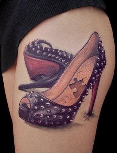 just heels Tattoo