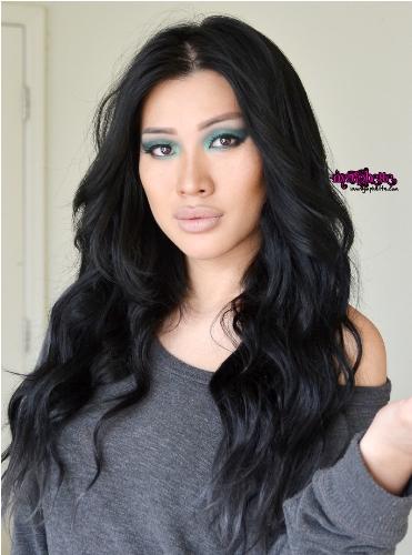 long layered black hairstyles4