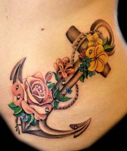 the nautical knot Tattoo