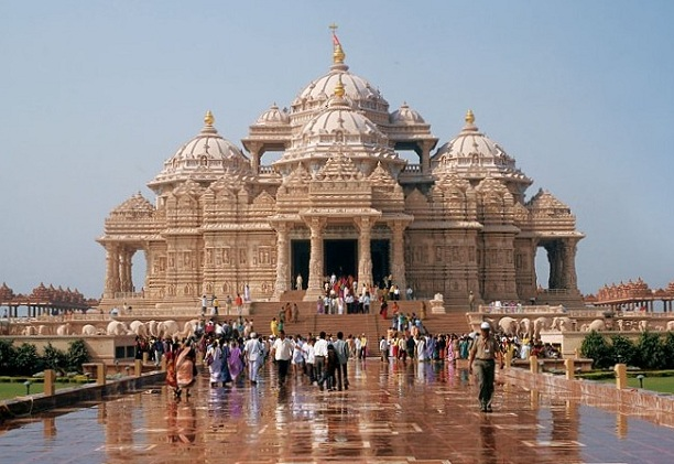 akshardham_gujarat-tourist-places