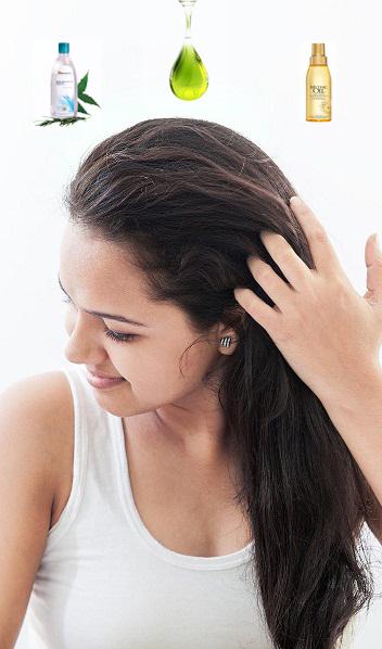 Best anti dandruff hair oil