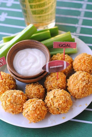 finger foods for party - Chicken balls recipe
