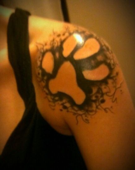Dog Tattoos 8