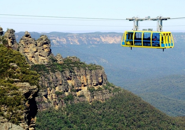 Jamison-Valley_Australia-Tourist-Places