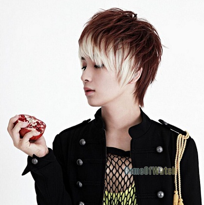 Japanese Hairstyles for Men 12