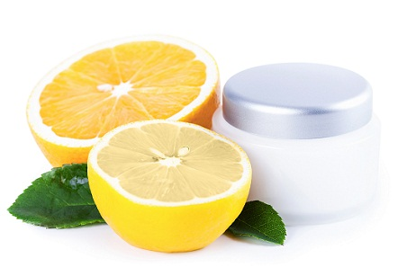 Lemon and sugar mix For Fair Skin