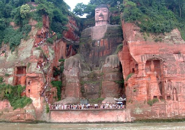 leshan-giant-buddha_china-tourist-places