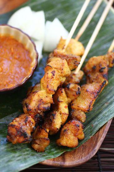 Malaysian Satay