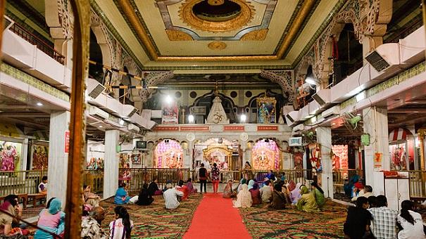 Mata temple tourist places