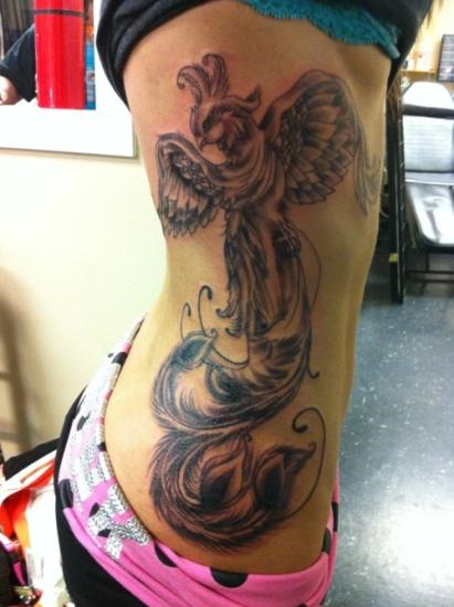 Phoenix Tattoo 6
