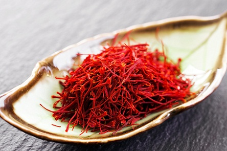 Saffron-Herbal Hair Care Tips