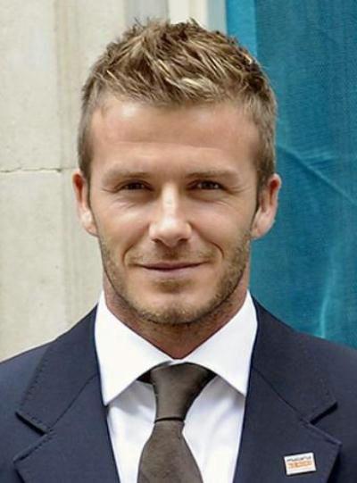 The David Beckham spikes