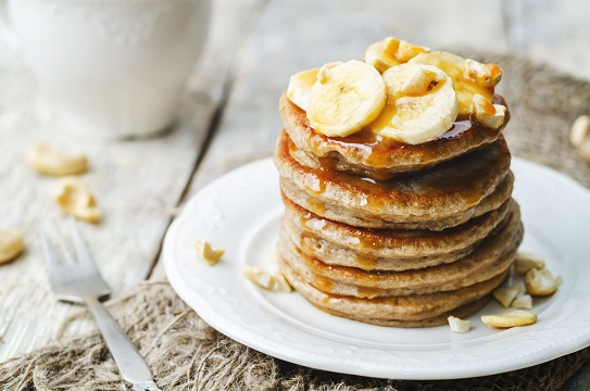 Toddler Food Recipes - Banana Pancakes