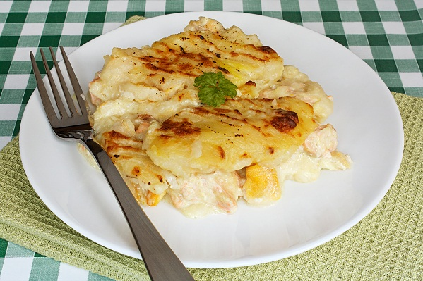 Toddler Food Recipes - Fish Pie