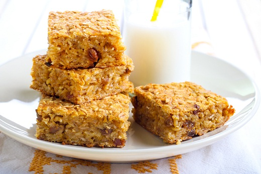 Toddler Food Recipes -Flapjacks