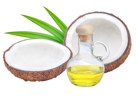 coconut oil fr hair growth