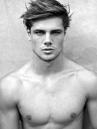 Wavy Hairstyles for Men 10