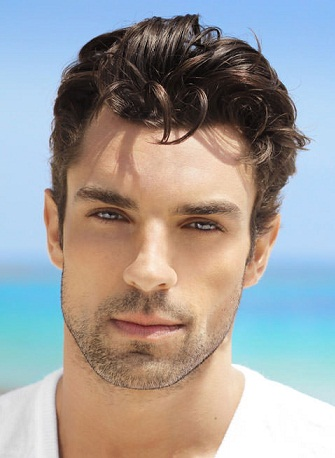 Wavy Hairstyles for Men 12