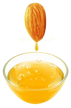 almond oil for hair loss