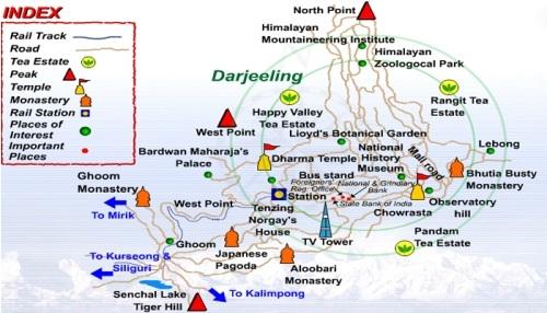 darjeeling-tourist-places