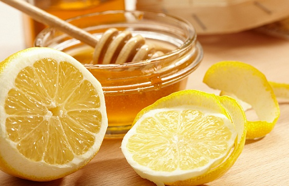 lemon and honey for Tan remove from Hands