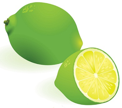 lime juice to Remove Tan from Hands
