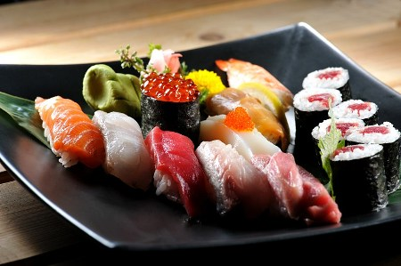 Foods To Avoid In First Month oF Pregnancy Sushi