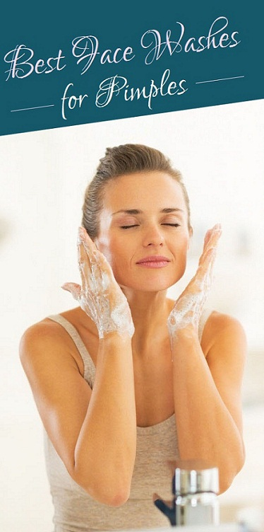 10 Best Face Washes for Pimples