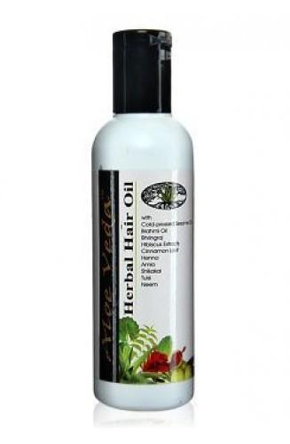 Aloe Veda Herbal Hair Oil