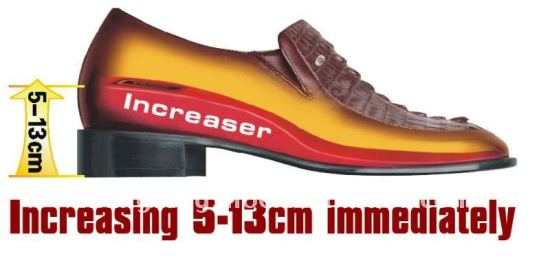 Benefits of Height Increasing Shoes