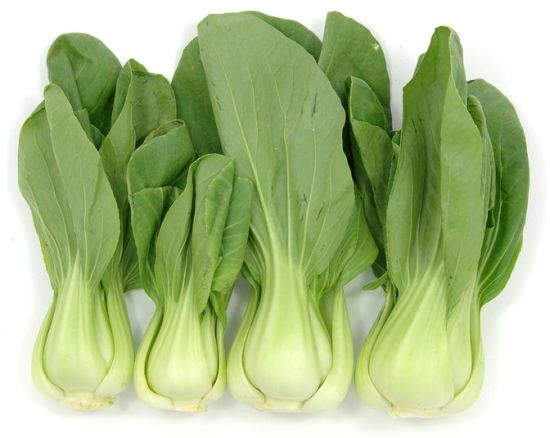 Bok Choy Foods That Promote Height Growth