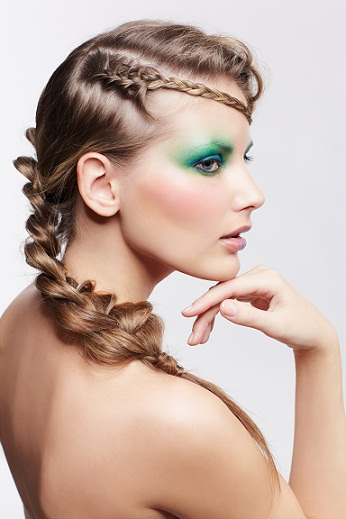 Braidmaids updo hairstyles 6