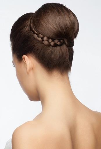 Braidmaids updo hairstyles 9
