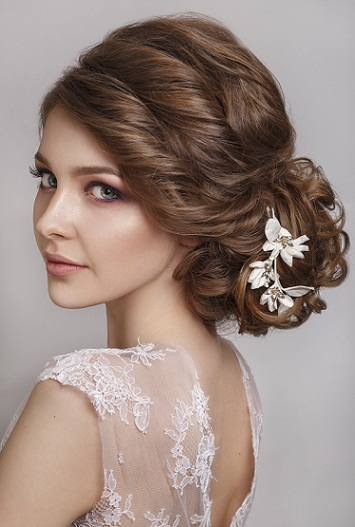 Top 9 bridal updo hairstyles styles at life bridal updo hairstyles pmusecretfo Gallery