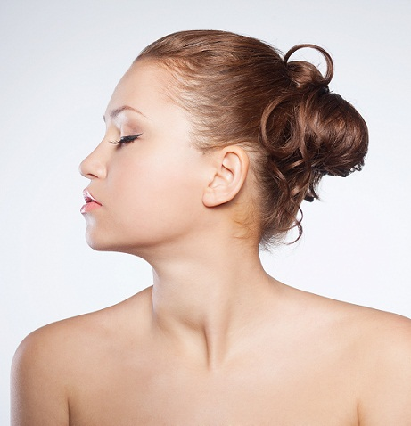 Bun hairstyles for girls 8