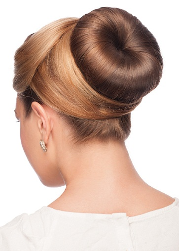 Bun Hairstyles for Long Hair 3