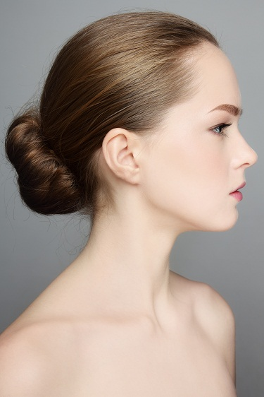 Bun Hairstyles for Long Hair 9