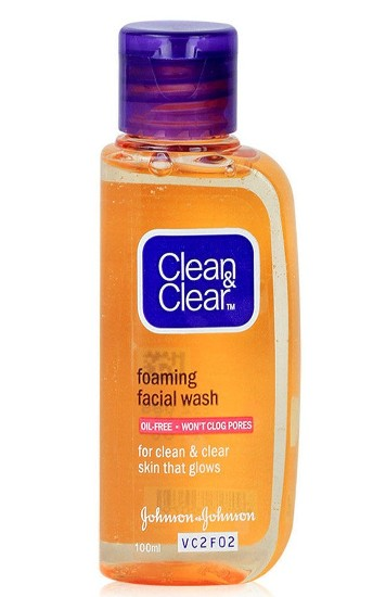 Clean and Clean Facial Wash