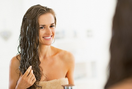 Correct Conditioning for soft hair