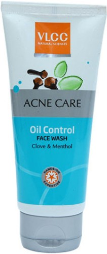 Face Washes for Pimples - VLCC Acne Care Oil Control Face Wash