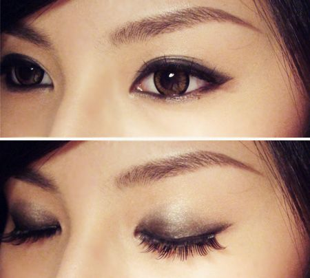 How to do Korean Eye Makeup