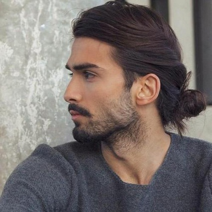 Long Hairstyles For Men16