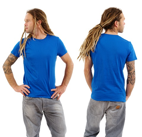 Long hairstyles for men - Dreadlocks