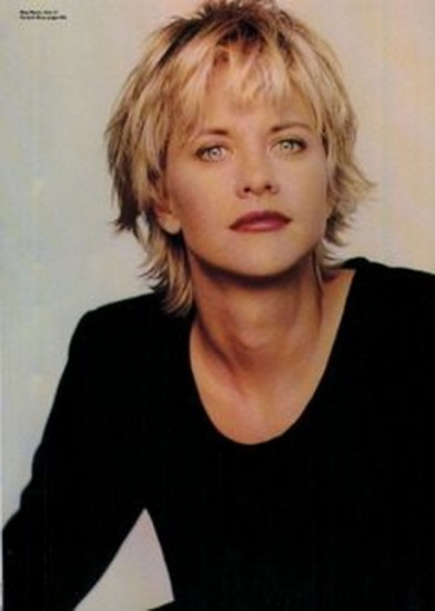 9 best and beautiful meg ryan hairstyles with images. Black Bedroom Furniture Sets. Home Design Ideas