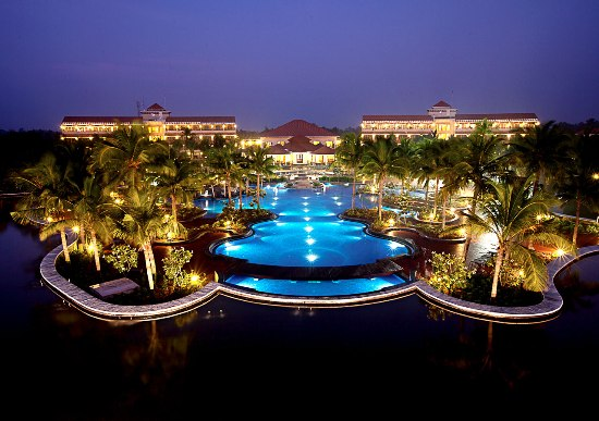 resorts in pondicherry