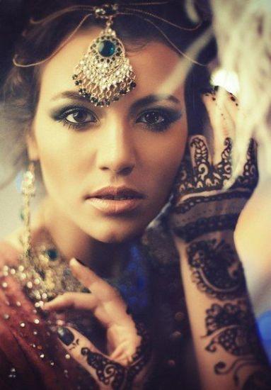 Pakistani Eye Makeup