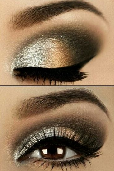 Party Eye Makeup