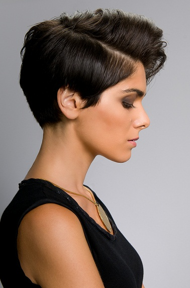 Prom hairstyles for short hair 4