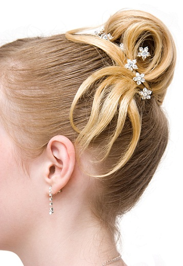 Prom updo hairstyles 9